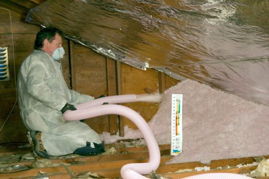 Attic Insulation Contractors in Bangor, Waterville, Augusta